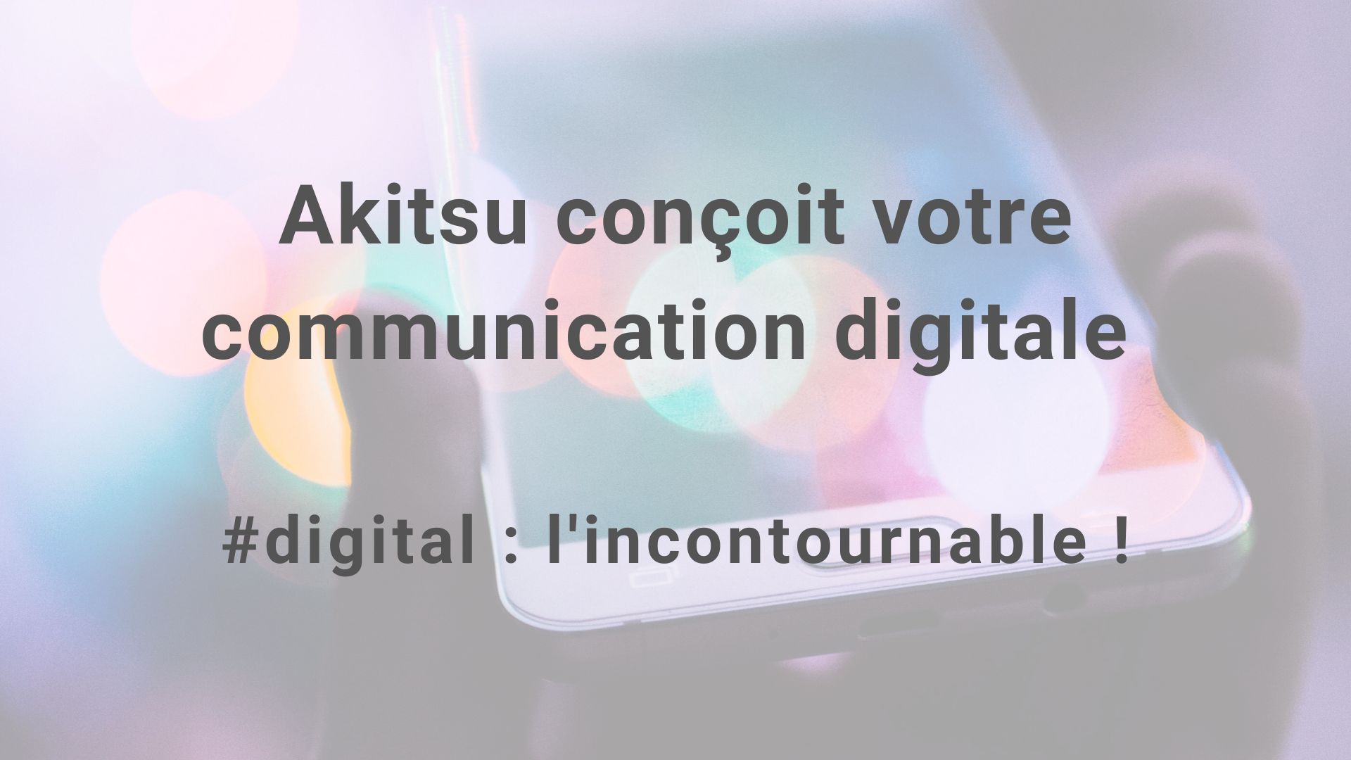 communication digitale. Illustration
