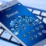 réseaux sociaux et leurs logos