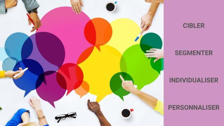 segmentation et stratégie de communication adaptée selon les parties prenantes