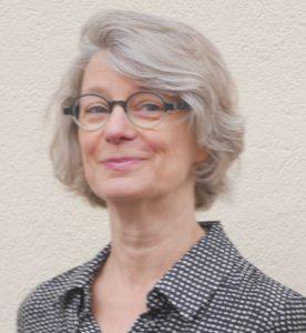 Christine Puis-Nicot rédactrice web SEO. Portrait.