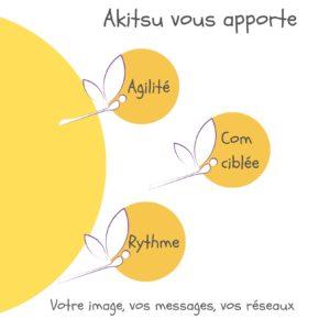 les valeurs Akitsudigital